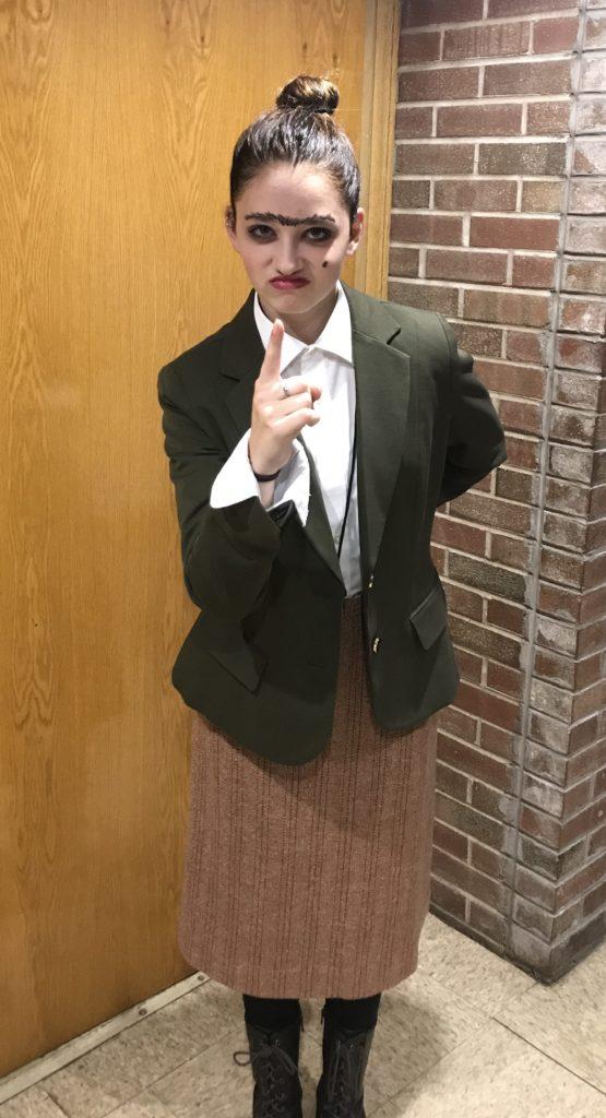 Zoe Irving as Agatha Trunchbull