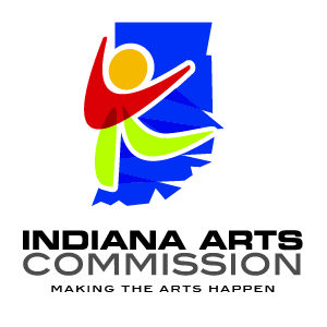 Indiana Arts Comission Logo
